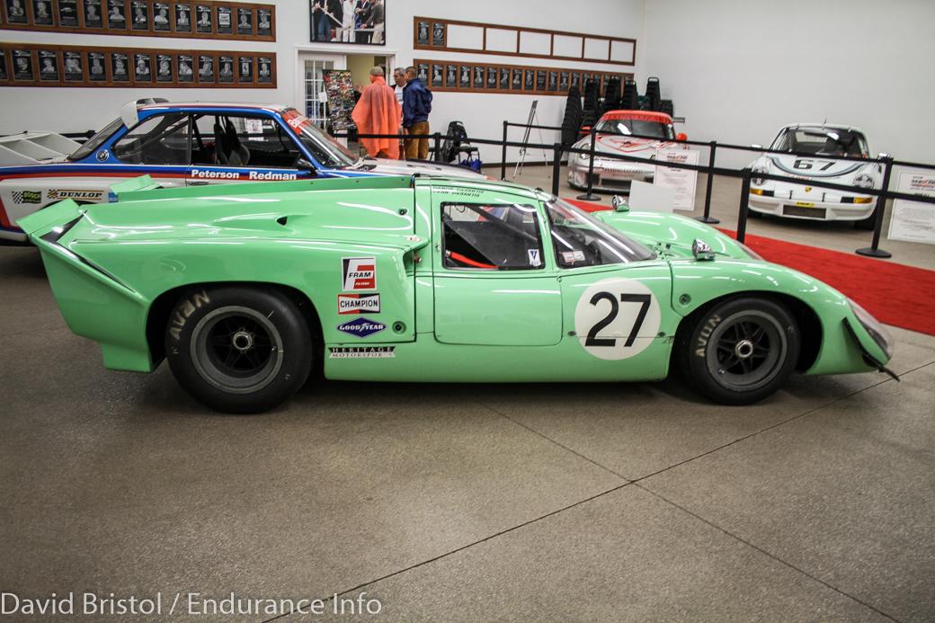 Focus Sur La Lola T70 Des 12 Heures De Sebring 1970