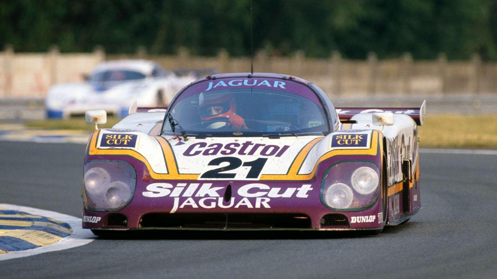 Les Jaguar de TWR mises à l'honneur au 78e Member's ...